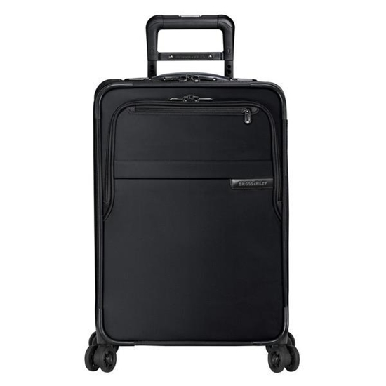 Picture of Briggs & Riley Baseline Domestic Carry-On Expandable Spinner - Black