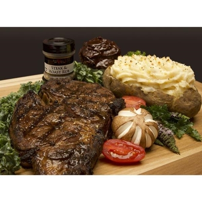 Picture of Cowboys Steak Dinner