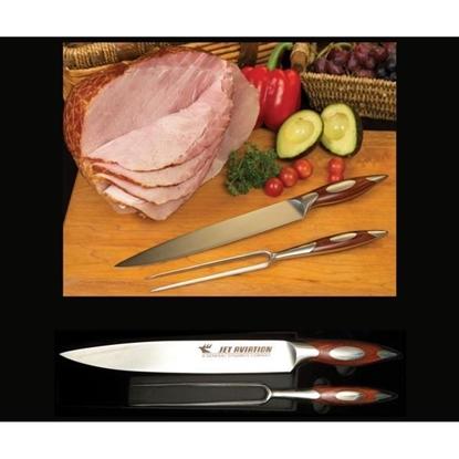 Picture of Spiral-Sliced Ham & Carving Set