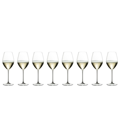 Picture of Riedel Veritas Champagne Glasses - Set of 8