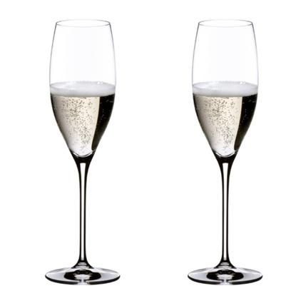 Picture of Riedel Vinum Cuvee Prestige Champagne Flutes - Set of 2