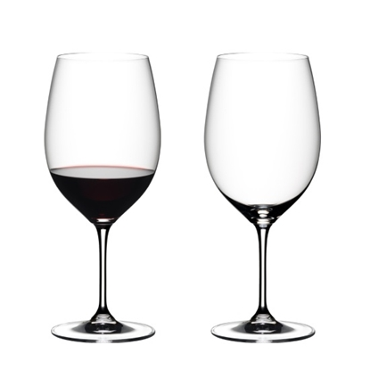 Picture of Riedel Vinum Cabernet/Merlot (Bordeaux) Glasses - Set of 2