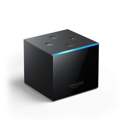 Picture of Amazon Fire TV Cube 4K UltraHD with Alexa