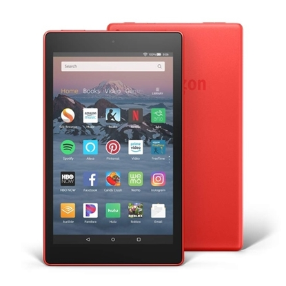 Picture of Amazon Fire HD 8'' 16GB with Case