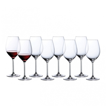 Picture of Marquis by Waterford Moments Red Wine Glasses - Set of 8