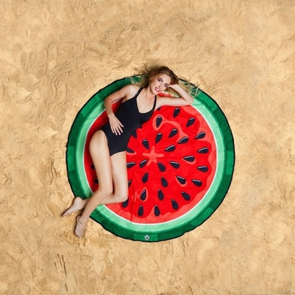Picture of BigMouth Watermelon Beach Blankets - Set of 2