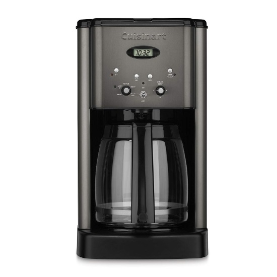 Picture of Cuisinart Brew Central 12-Cup Coffeemaker - Black Stainless