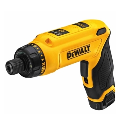 Picture of DeWalt® 8V Gyroscopic Screwdriver