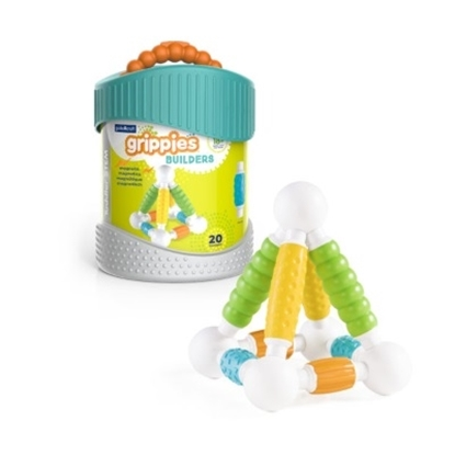 Picture of Guidecraft Grippies Builders 20-Piece Set