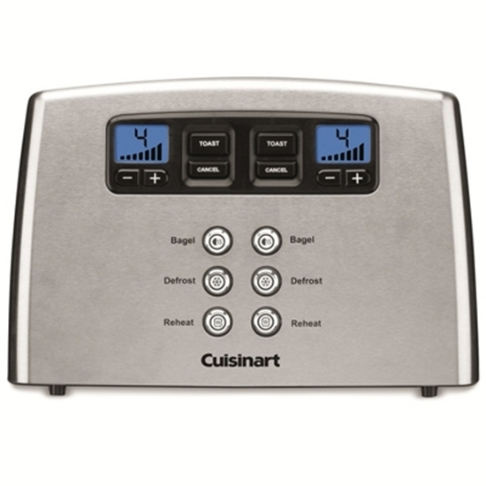 Picture of Cuisinart® Touch to Toast™ 4-Slice Toaster