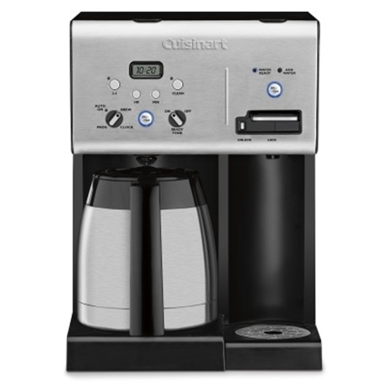 Picture of Cuisinart® 10-Cup Coffeemaker with Hot Water System