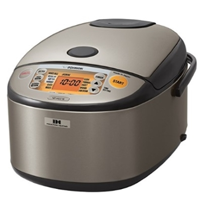 Picture of Zojirushi 10-Cup Induction Rice Cooker & Warmer