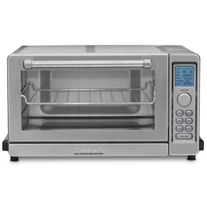 Picture of Cuisinart® Deluxe Convection Toaster Oven Broiler