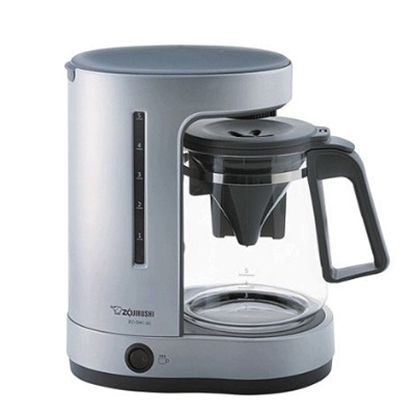 Picture of Zojirushi Zutto 5-Cup Coffee Maker - Silver