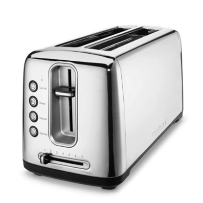 Picture of Cuisinart® The Bakery Dual Long Slot Artisan Bread Toaster