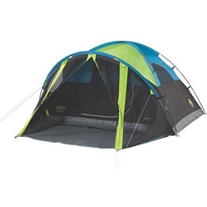 Picture of Coleman® 4-Person Screened Dome Darkroom Tent