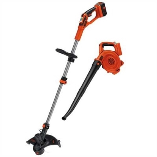 Picture of Black+Decker 40V MAX* Lithium String Trimmer & Sweeper Combo
