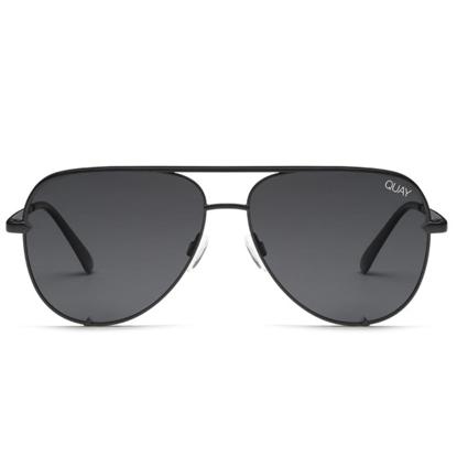 Picture of QUAY High Key Sunglasses - Black/Smoke