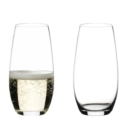 Picture of Riedel O Champagne Tumbler Glasses - Set of 2