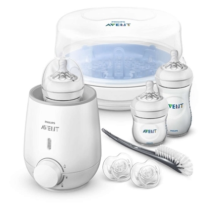 Picture of Philips Avent Natural All-in-One Gift Set