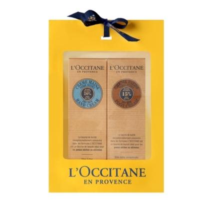 Picture of L'Occitane Shea Butter Duo
