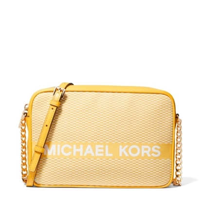 Picture of Michael Kors Jet Set Large E/W Crossbody