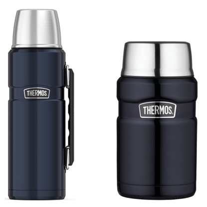 Picture of Thermos Large Bottle & Jar Set