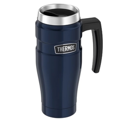 Picture of Thermos 16oz. Stainless Steel Travel Mug