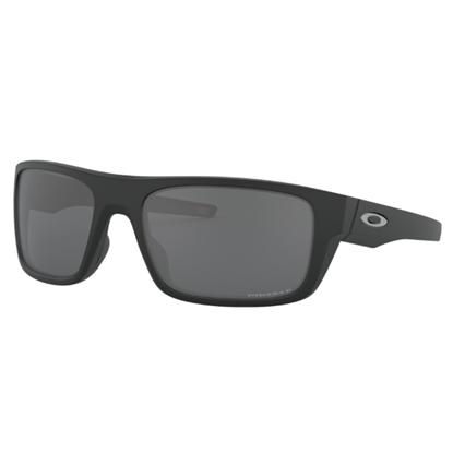 Picture of Oakley Drop Point Sunglasses - Polished Black/Black Iridium