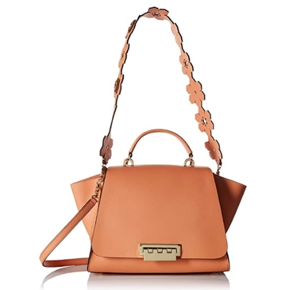 Picture of Zac Posen Eartha Iconic Soft Top Handle - Coral