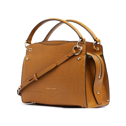 Picture of Rebecca Minkoff Val Satchel - Nutmeg