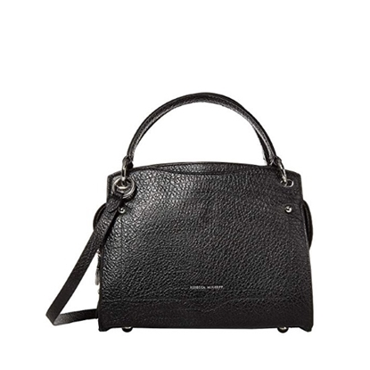 Picture of Rebecca Minkoff Val Satchel - Black