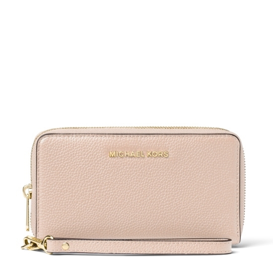 Picture of Michael Kors Mercer Large Multifunction Phone Case - Soft Pink