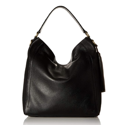 Picture of Cole Haan Cassidy Bucket Bag - Black