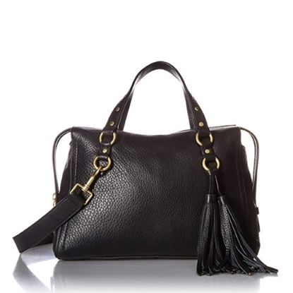 Picture of Cole Haan Cassidy Satchel - Black