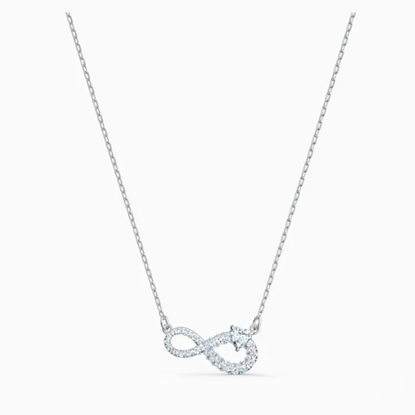 Picture of Swarovski Infinity Necklace