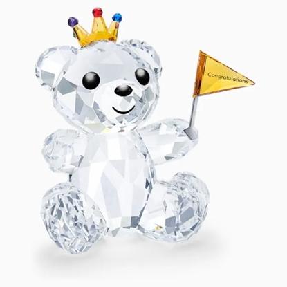 Picture of Swarovski Kris Bear - Congratulations