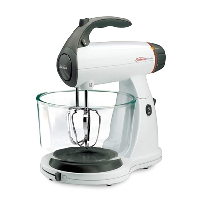 Picture of Sunbeam 12-Speed Stand Mixer - White
