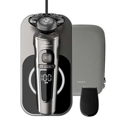 Picture of Norelco Prestige Wet & Dry Electric Shaver with Qi Charging