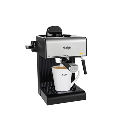 Picture of Mr. Coffee Espressomaker with Stainless Steel Accents