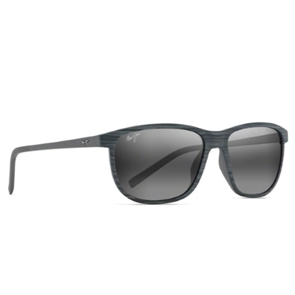 Picture of Maui Jim Dragons Teeth Sunglasses - Grey Stripe/Neutral Grey