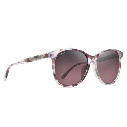 Picture of Maui Jim Isola Sunglasses - Purple Havana/MAUI Rose Lens