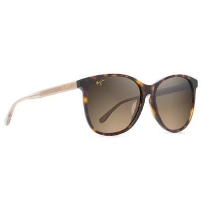 Picture of Maui Jim Isola Sunglasses - Tortoise Translucent/HCL Bronze