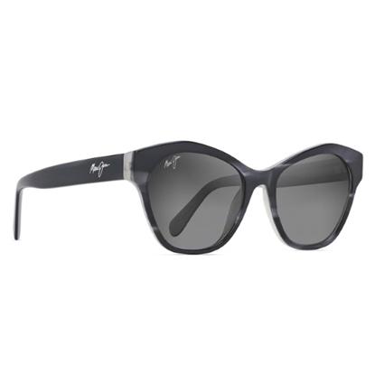 Picture of Maui Jim Kila Sunglasses - Black Pearl/Neutral Grey Lens