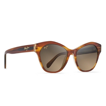 Picture of Maui Jim Kila Sunglasses - Cinnamon Almond/HCL Bronze Lens