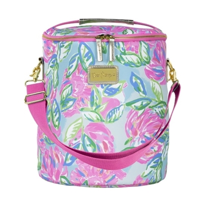 Picture of Lilly Pulitzer Beach Cooler - Totally Blossom