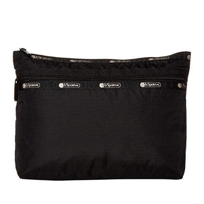Picture of LeSportsac Taylor Large Cosmetic Case - Black