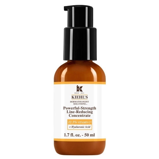 Picture of Kiehl's Powerful-Strength Vitamin C Serum - 1.7oz.