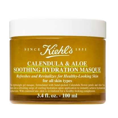 Picture of Kiehl's Calendula & Aloe Hydration Mask - 3.4oz.