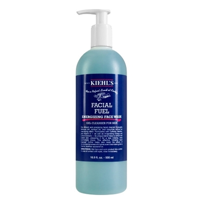 Picture of Kiehl's Men's Facial Fuel Face Wash - 16.9oz.